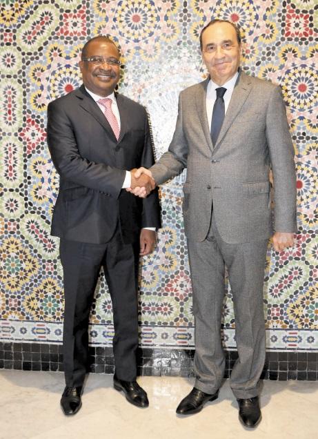 Sao Tomé-et-Principe réitère son soutien à l'intégrité territoriale du Maroc