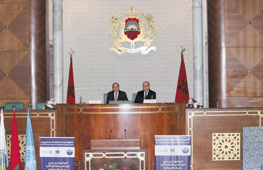 Tenue à Rabat d'une conférence internationale sur les Parlements et les enjeux de la sécurité alimentaire