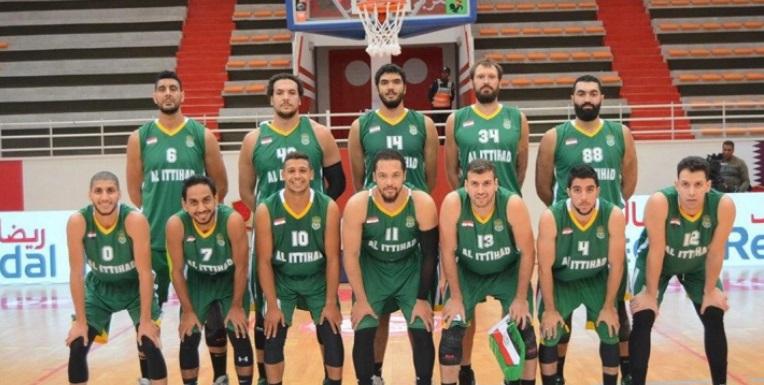 Al Ittihad d'Alexandrie conserve son titre de champion arabe de basketball