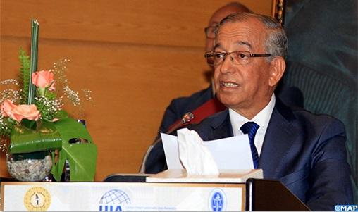 Mustapha Fares : Le pouvoir judiciaire est devenu un garant important des droits et des libertés