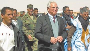 L'indicible visite de Christopher Ross dans les camps de Tindouf
