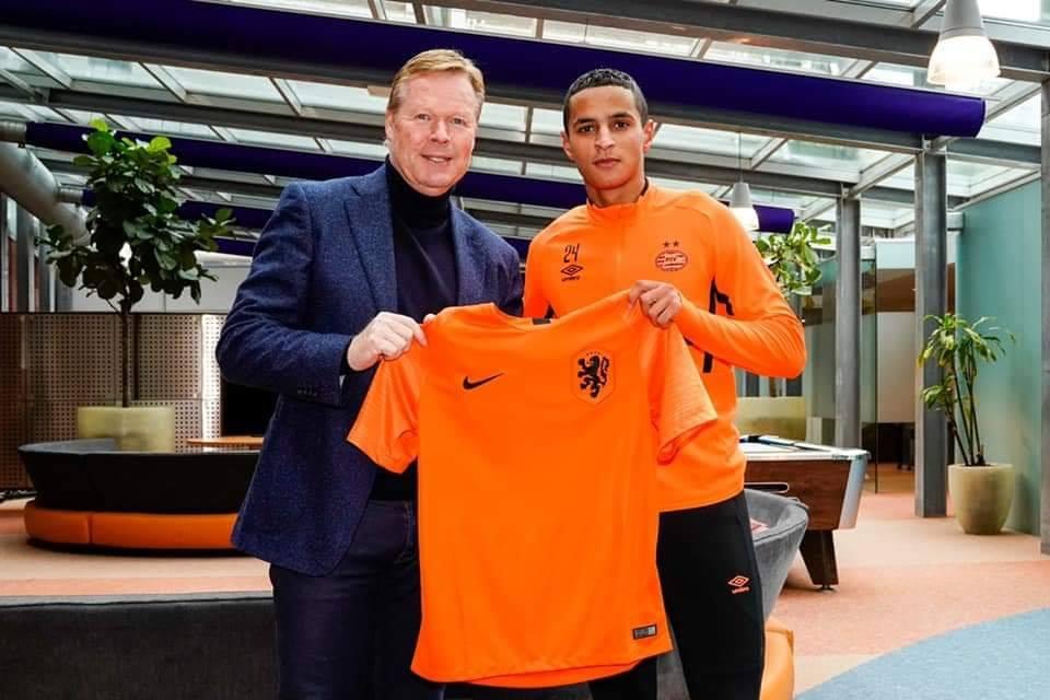Mohamed Ihattaren opte pour la sélection néerlandaise
