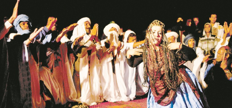 Clôture en apothéose du Festival international Taragalte à M'hamid El Ghizlane