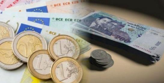 Le dirham se déprécie face à l'euro et au dollar