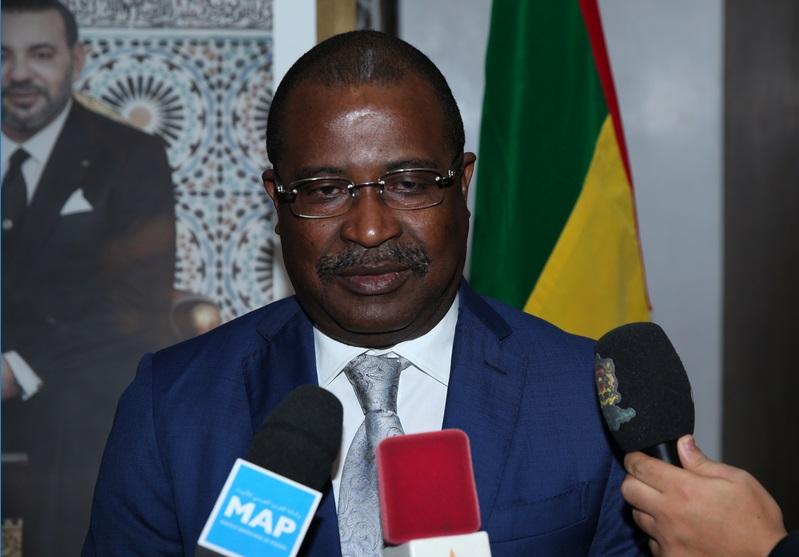 Sao Tomé-et-Principe réitère son soutien à notre intégrité territoriale