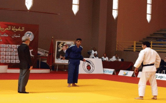 Consécration marocaine au championnat arabe de judo
