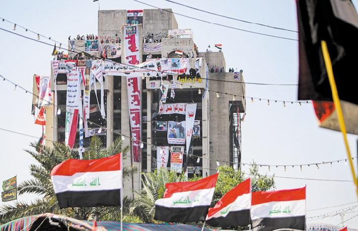 Crainte d'un retour au pire à Bagdad après des tirs et la coupure d'Internet