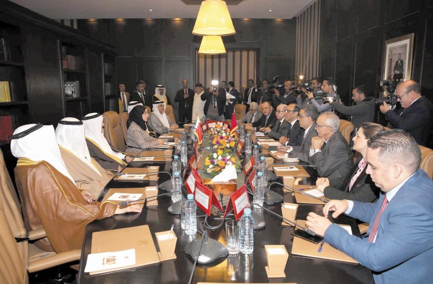 Signature d'un mémorandum d'entente entre la Chambre des représentants et le Conseil des représentants du Bahreïn
