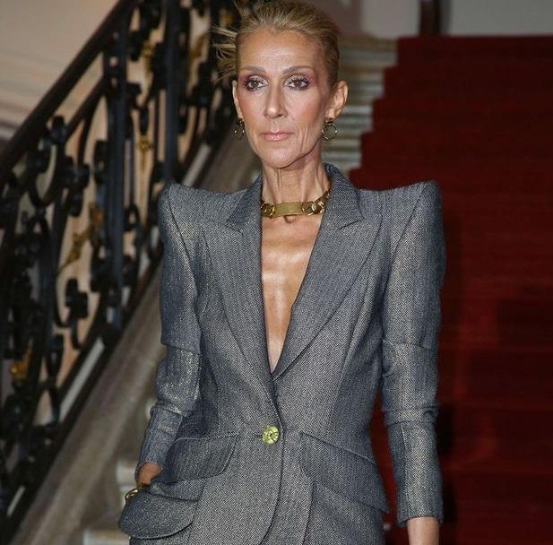 Le régime trop sévère de Céline Dion