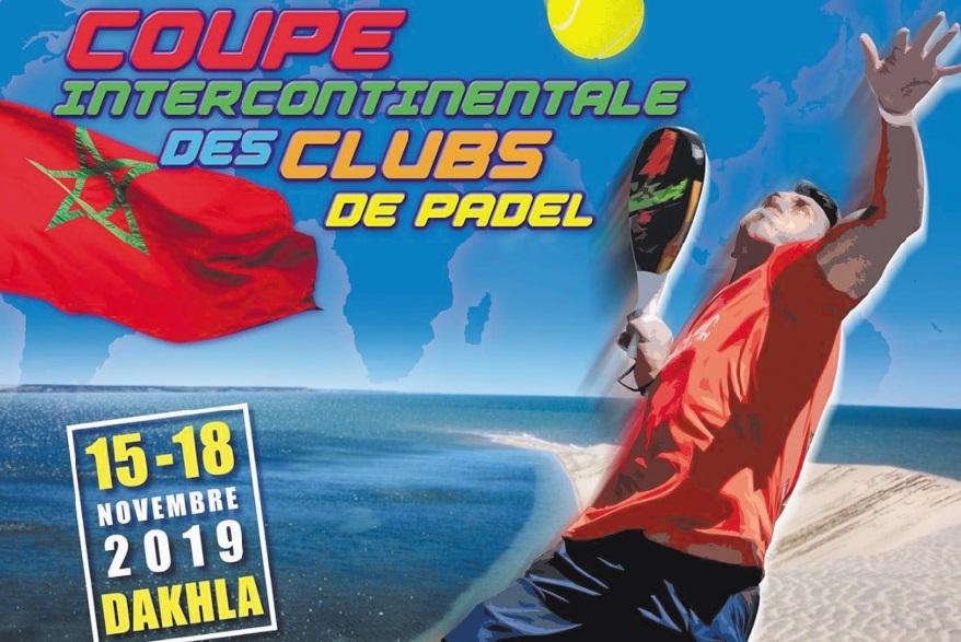 Première édition de la Coupe intercontinentale de Padel à Dakhla