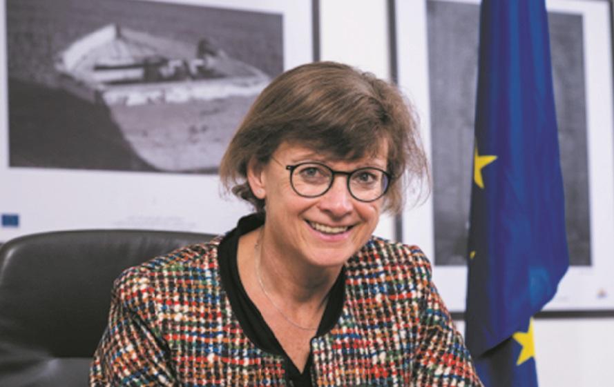 Claudia Wiedey :  Le cinéma, un vecteur important pour le renforcement du dialogue entre les sociétés