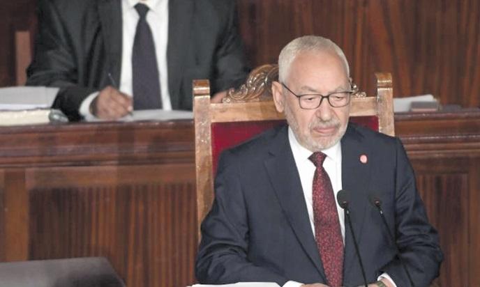 En Tunisie, le chef d'Ennahdha élu président d'un Parlement morcelé