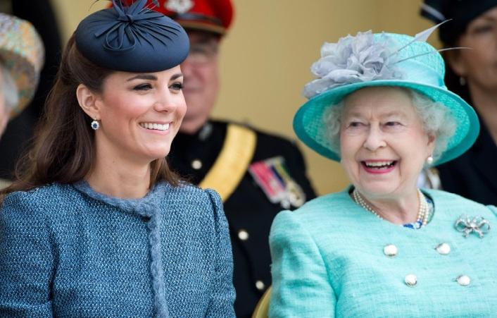 Ce que la reine Elisabeth apprécie le plus chez Kate Middleton