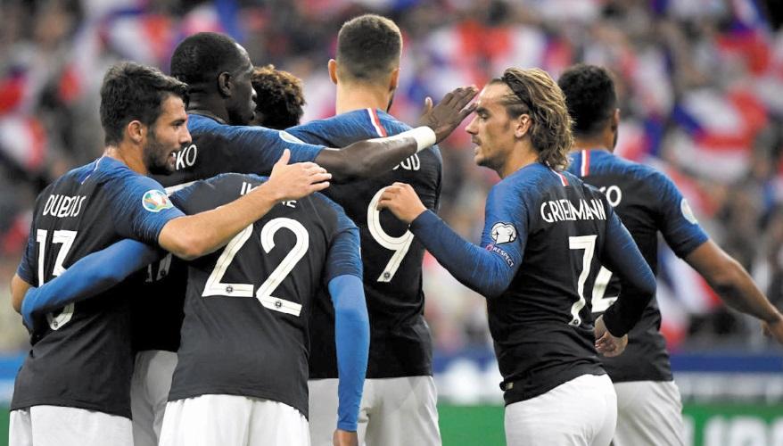 Euro 2020 : France, Angleterre, Tchéquie et Turquie qualifiées