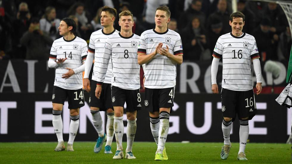 Euro 2020 : Allemagne et Pays-Bas décrochent leur qualification