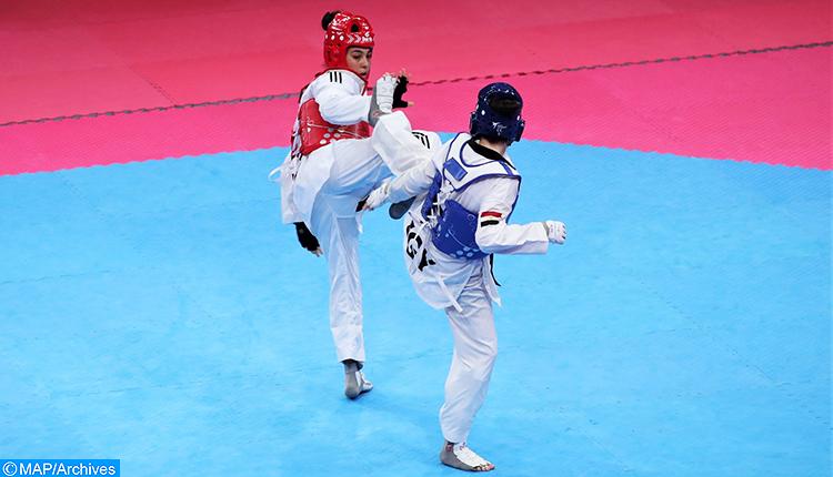 1000 taekwondistes présents au tournoi international d'Oujda