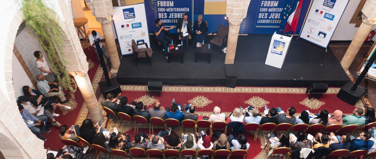 Les jeunes leaders  de la Méditerranée  à l'honneur à Essaouira