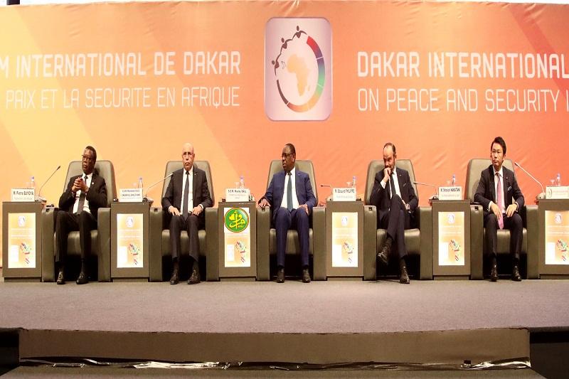 Participation marocaine au Forum de Dakar sur la paix et la sécurité