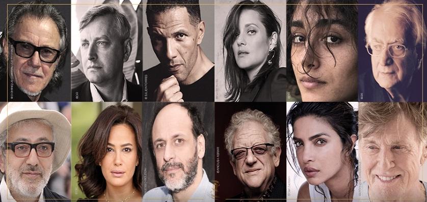 12 grands noms du cinéma mondial  en conversation libre avec  le public  du FIFM