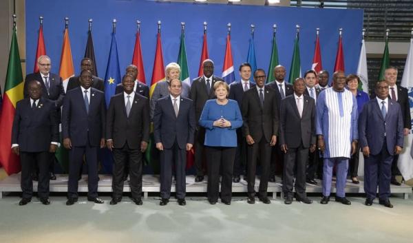 """Participation du Maroc au Sommet """"G20 Compact with Africa"""""""