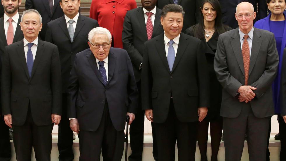 Xi Jinping réplique à Trump  en pleine guerre commerciale