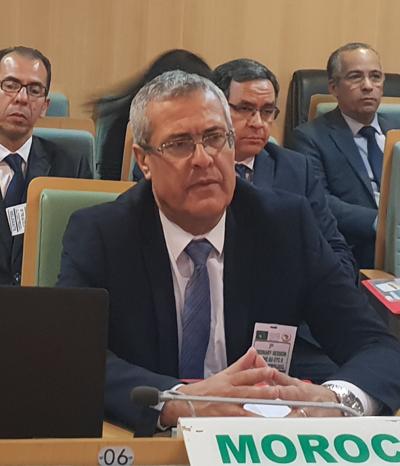 Le Maroc réitère ses engagements devant l'UA