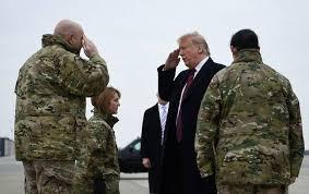 Les  relations sont de plus en plus  tumultueuses entre Trump et le Pentagone