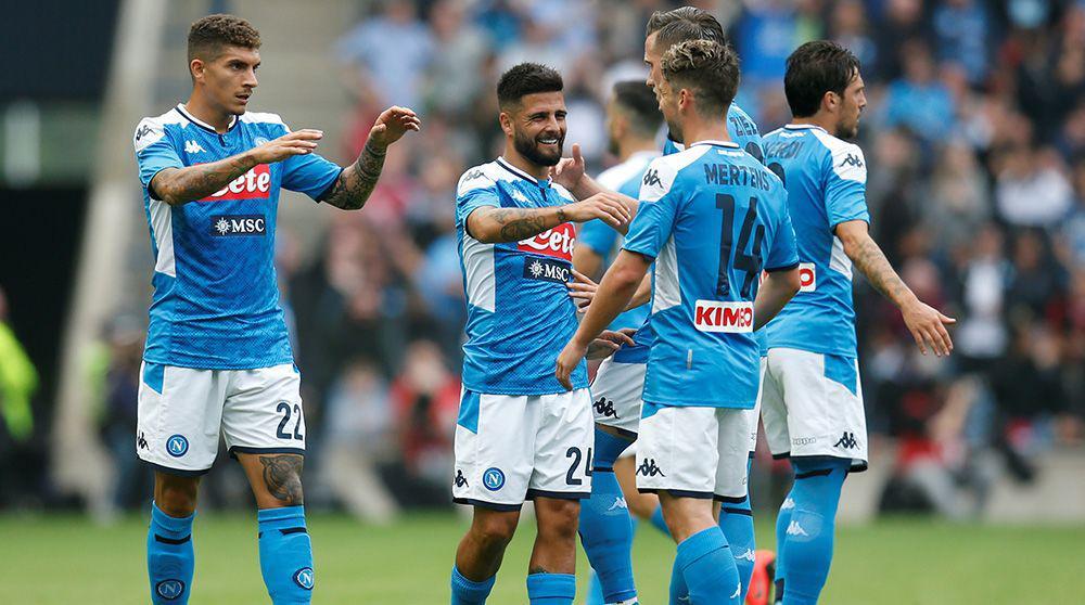 Sanctions en vue contre les joueurs de Naples