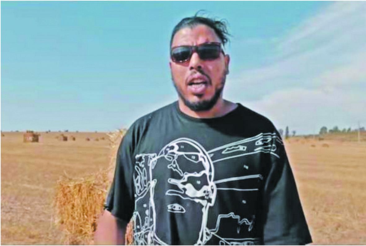 Le rappeur Gnawi condamné à un an de prison pour  insulte à la police