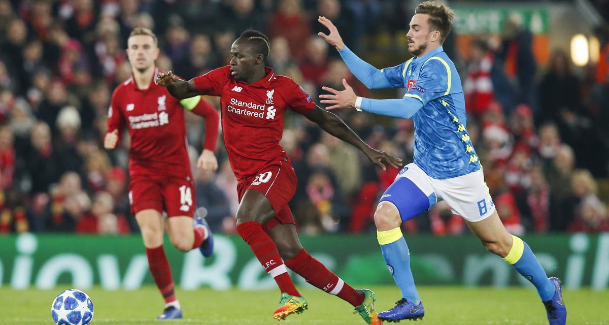Liverpool, accroché par Naples, se complique la tâche