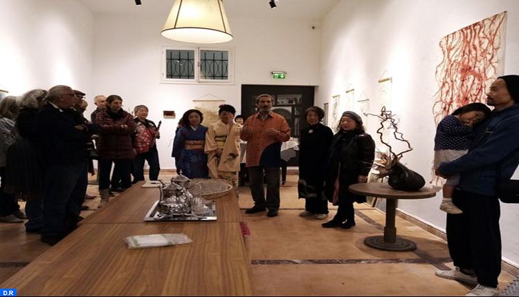 L'art japonais dans sa dimension authentique s'invite à Essaouira