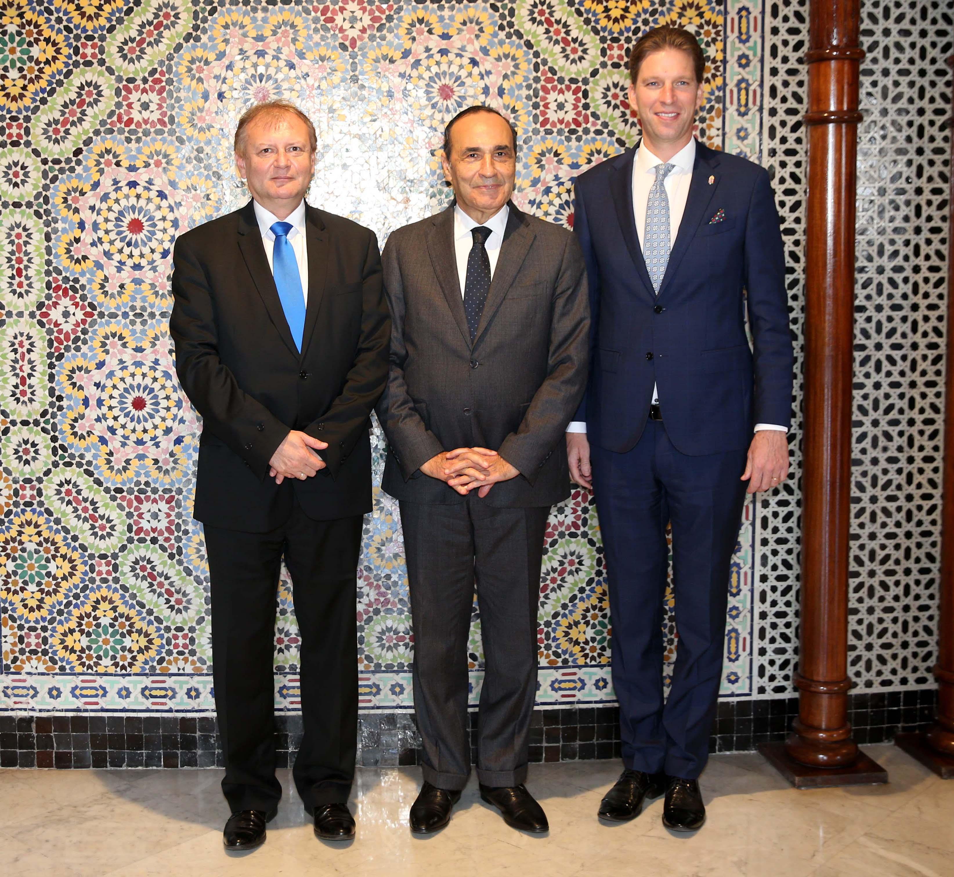 Habib El Malki appelle à la création d'un Forum parlementaire maroco-hongrois