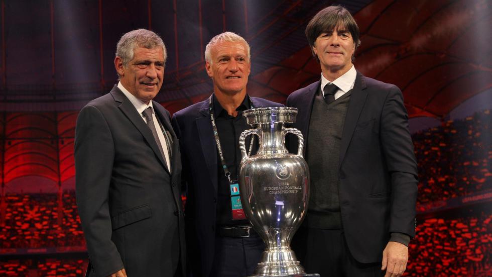 """France, Portugal et Allemagne dans  le """"groupe de la mort"""" à l'Euro-2020"""