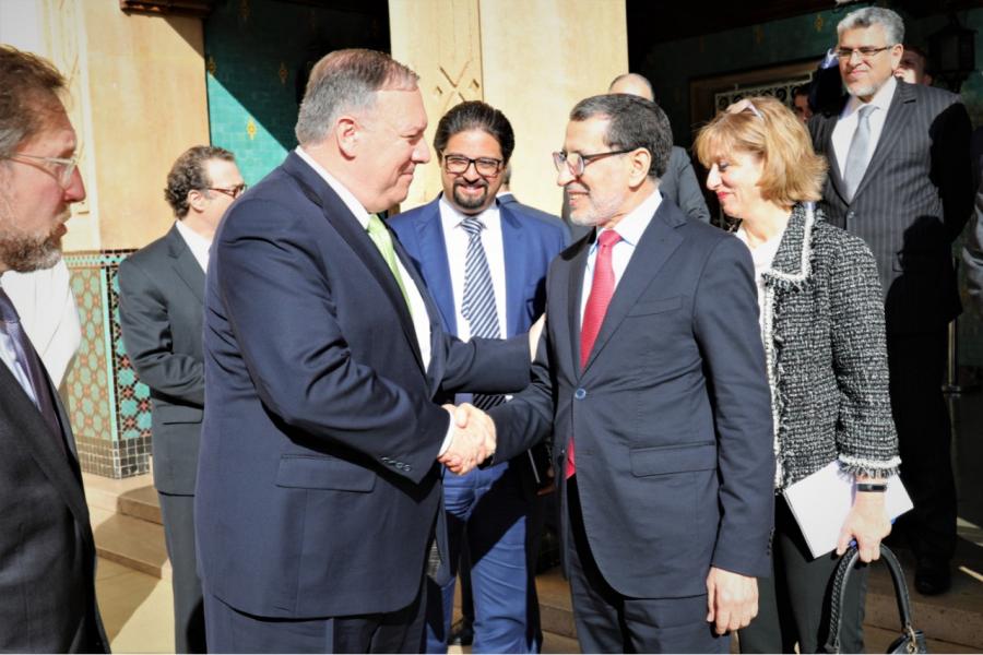 Washington et Rabat déterminés à travailler de concert