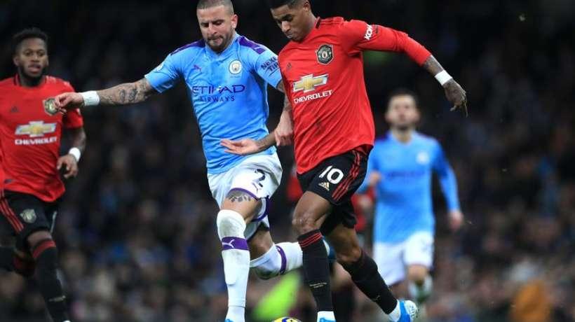 Premier League : United terrasse City et ses rêves de titre