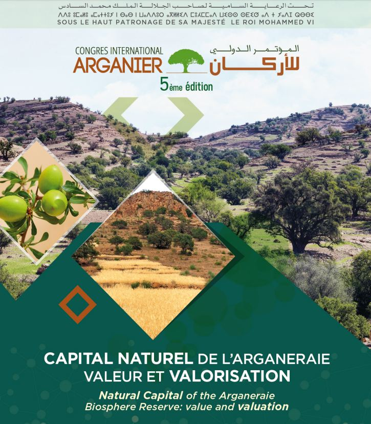 Le Congrès international  de l'arganier s'ouvre à Agadir