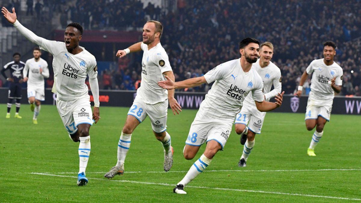 Ligue 1 : Marseille inarrêtable, Saint-Etienne de nouveau en panne