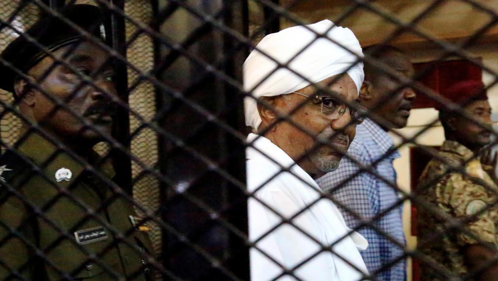 Premier verdict attendu contre l'ex-président soudanais Béchir