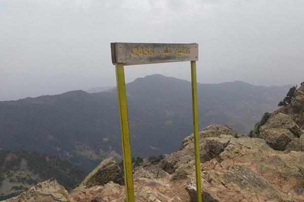 Deux alpinistes secourus après avoir perdu leur chemin en descendant du mont Tidirhine