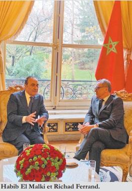 Rabat et Paris appellent à une approche globale pour relever les défis de la sécurité et du développement en Afrique