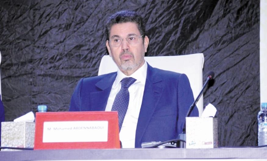 Mohamed Abdennabaoui, président du Ministère public