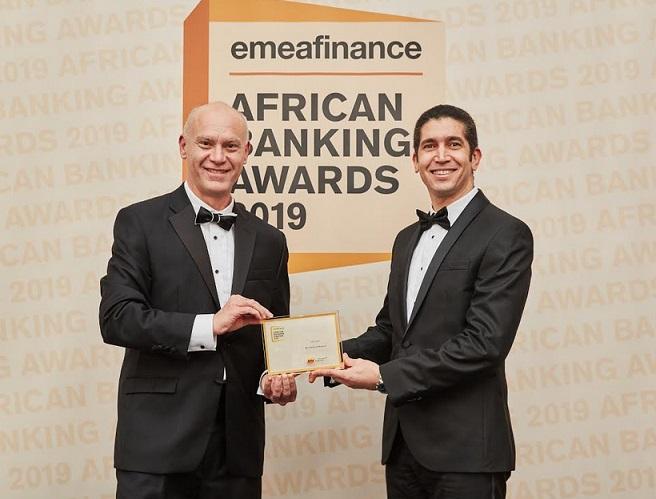 Le groupe Attijariwafa bank remporte deux nouveaux prix à Londres