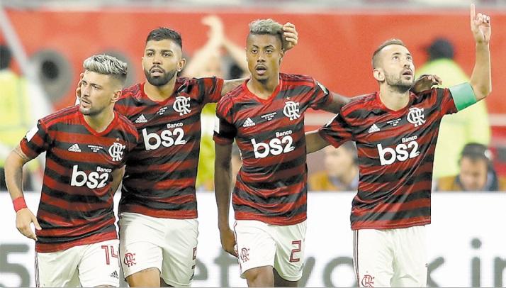 Flamengo en finale du Mondial des clubs