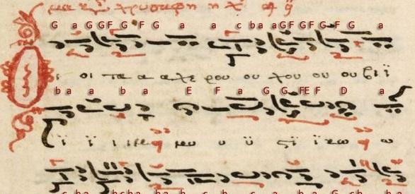 Le chant byzantin inscrit au patrimoine de l'Unesco