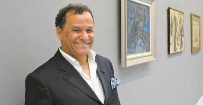 Mehdi Qotbi : Nous avons réussi à faire de Rabat la capitale artistique de l'Afrique