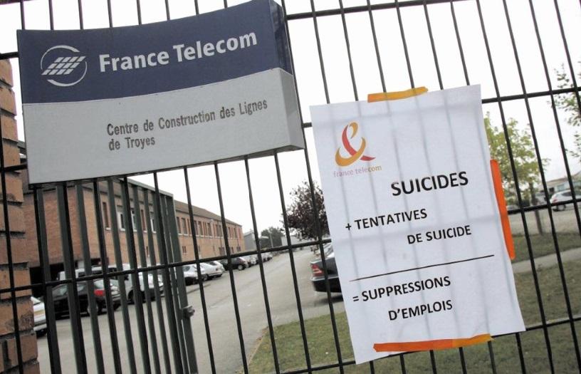 Dix ans après une vague de suicides, le temps du jugement pour France Télécom et ses ex-dirigeants