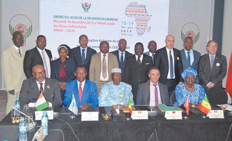 Ahmed Réda Chami élu à la tête de l'Union des conseils économiques et sociaux et institutions similaires d'Afrique