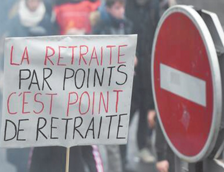 Poursuite de la mobilisation contre la réforme des retraites en France