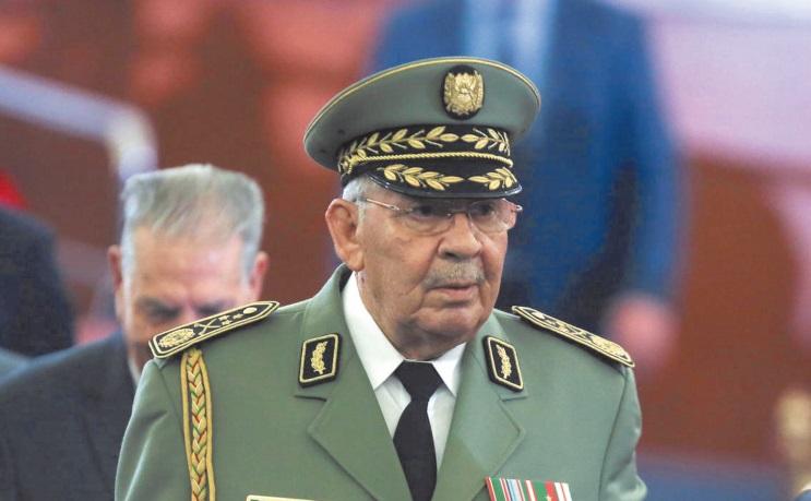 Décès du général Ahmed Gaïd Salah