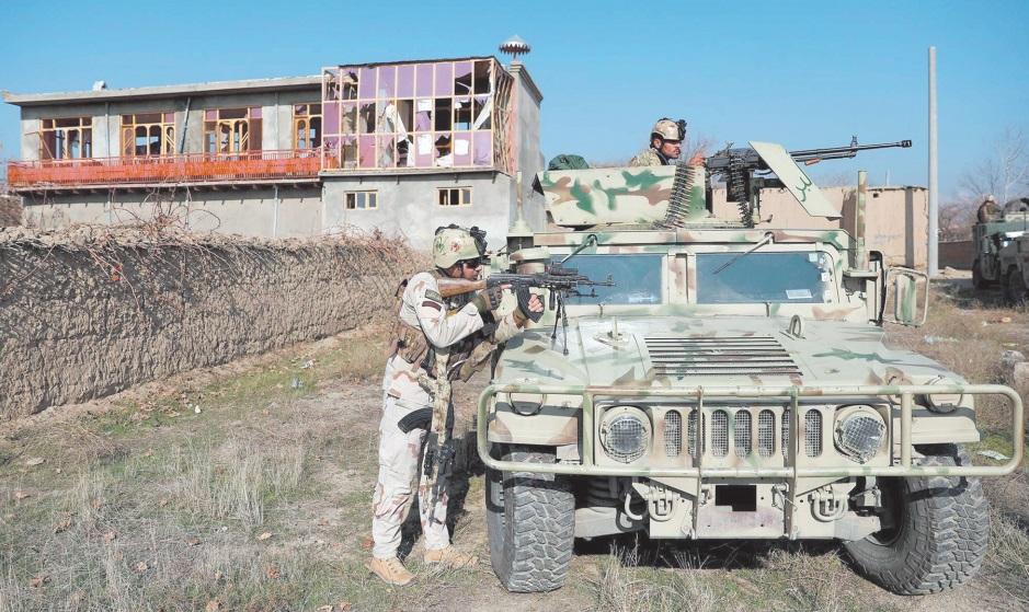 Les talibans revendiquent une nouvelle attaque en Afghanistan